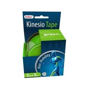 Dr.Max Kinesio Tape green 5 cm x 5 m, 1 ks