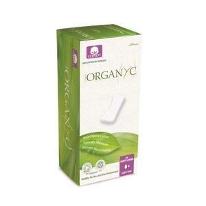 Organyc Plus Bio dámske vložky slipové bavlna 24 ks
