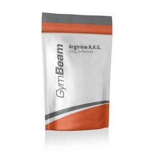 GymBeam Arginine A.K.G 500 g - bez príchute