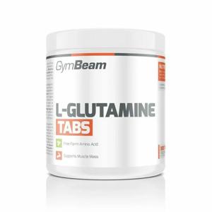 GymBeam L-Glutamine 300 tabliet - bez príchute