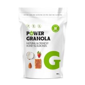 POWERLOGY Power Granola 400g