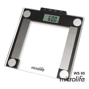 MICROLIFE WS80 - Osobná váha 1 kus