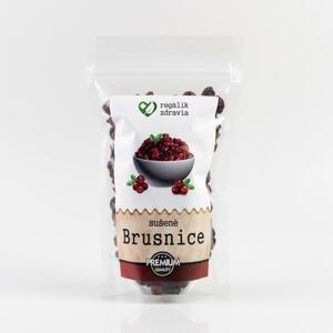 Regálik zdravia - Brusnice sušené celé 1×250 g, sušené ovocie