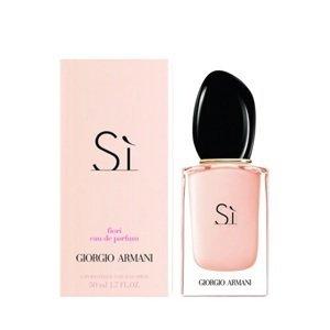 Giorgio Armani Si Fiori parfumovaná voda dámska 50 ml