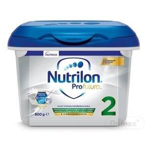 Nutrilon 2 ProFutura Nová následná mliečna dojčenská výživa v prášku (6-12 mesiacov) (inov.2019) 4x800 g