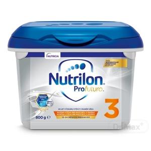 Nutrilon 3 ProFutura Nová batoľacia mliečna výživa v prášku (od 12-24 mesiacov) (inov.2019) 4x800 g