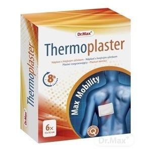 Dr.Max Thermoplaster 13x9,5 cm hrejivá náplasť 1x6 ks