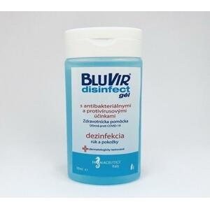 Bluvir Disinfect gél dezinfekčný gél na ruky 1 x 50 ml