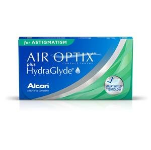 AIR OPTIX with HydraGlyde for Astigmatism 3 kusy - mesačné