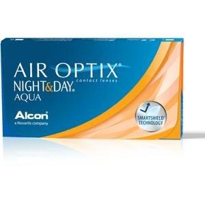 AIR OPTIX NIGHT & DAY 3 kusy - mesačné