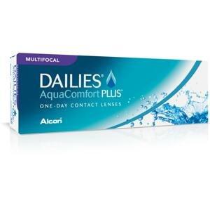 DAILIES AquaComfort Plus Multifocal 30 kusov - jednodenné