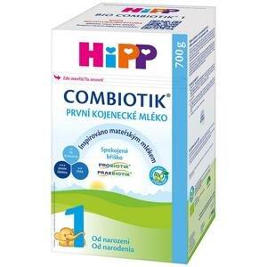 HiPP Počiatočná mliečna dojčenská výživa HiPP 1 BIO Combiotik 1×700 g, dojčenská výživa, od narodenia
