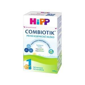 HiPP 1 BIO Combiotik (inov.2020) počiatočná mliečna dojč. výživa (od narodenia) 1x300 g