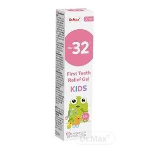 Dr.Max PRO32 First Teeth Relief Gel KIDS dentálny gél 1x30 ml
