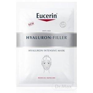 Eucerin Hyaluron-Filler intenzívna maska 4 ks