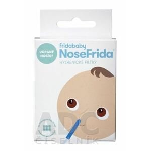 Fridababy NoseFrida FILTRE do odsávačky hlienov, hygienické 1x20 ks