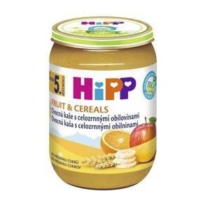 HiPP BIO Ovocná kaša s celozrnnými obilninami od uk. 5. mesiaca 190 g