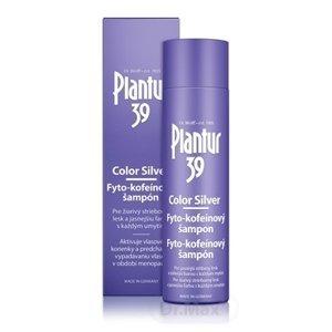 Plantur 39 Color Silver fyto-kofeinový šampón 250 ml