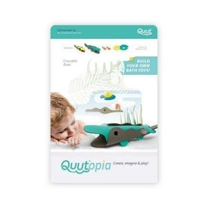 Quut Quutopia puzzle do vody medúzy