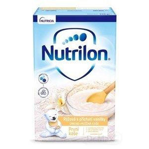 Nutrilon obilno Prvá kaša ryžová s príchuťou vanilky 225 g
