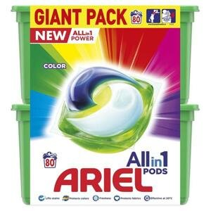 Ariel All in one Color Kapsule na pranie 80 PD