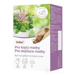 Dr.Max Pre dojčiace matky 1×30 g, bylinná čajová zmes, nálevové vrecúška 20×1,5 g