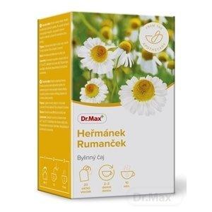 Dr.Max Rumanček bylinný čaj, v nálevových vrecúškach (inov. 2020) 20x1,5 g (30 g)