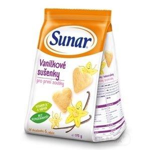 Sunar Vanilkové sušienky (od ukonč. 6. mesiaca) 1x175 g