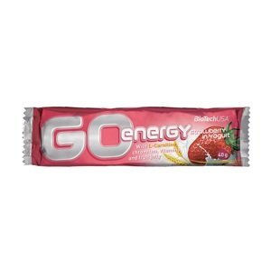 BioTech USA GO Energy Bar 40 g