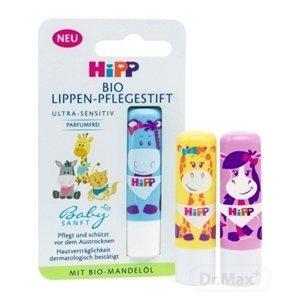 HiPP BabySANFT Balzam na pery 1×4,8 g, balzam na pery
