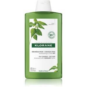 KLORANE SHAMPOOING à l'Ortie BIO šampón s bio žihľavou, mastné vlasy 1x400 ml