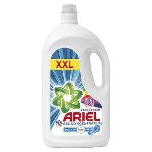 Ariel Touch of Lenor gél 3,85 l 70 PD
