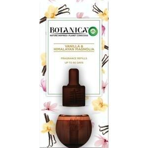 Air Wick Botanica Electric náplň Vanilka a himalájska magnólia 1 kus / 19 ml