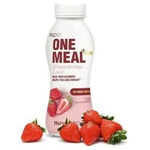 Nupo One Meal +PRIME Strawberry Love 330 ml - jahoda