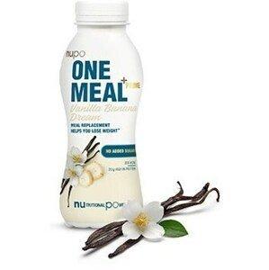 Nupo One Meal + PRIME Vanilla Banana Dream 330 ml - vanilka