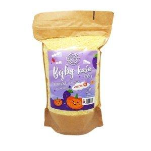 Najtelo Bejby kaša kukurično-pšenová bezgluténová so sušenou slivkou a tekvicou, 200g