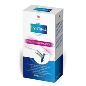 Fytofontana GYNTIMA STRETCH MARK emulsion 1×100 ml, emulzia proti striám