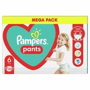 Pampers Pants MB S6 84ks (15+kg)