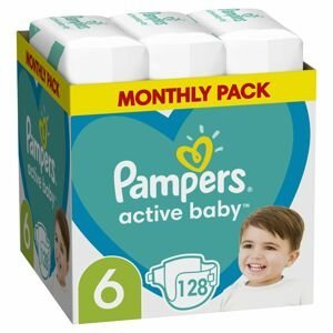 Pampers Active Baby MSB S6 128ks