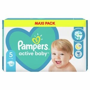 Pampers Active Baby MP S5 50ks (11-16kg)