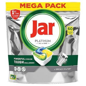 Jar Tablety Platinum Yellow 60 kusov 60ks