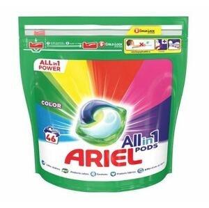 Ariel All in 1 Gelové tablety Color 46ks 46 Praní