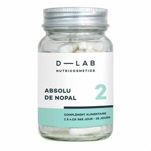 D-LAB Absolu de Nopal - Nopálsky kaktus 56 kapsúl