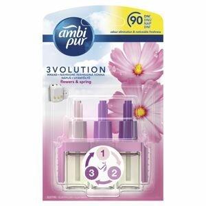 Ambi Puri Pur 3Volution náhradná náplň FLOWERS&SPRING 20 ml