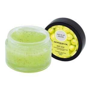Dermacol Face and lip peeling detoxikačný 50 ml