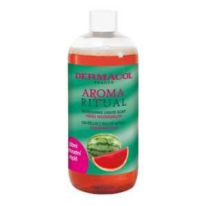 Dermacol Aroma Ritual tekuté mydlo vodový melón - náhradná náplň 500 ml
