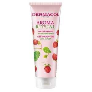 Dermacol Aroma Ritual sprchovací gél Lesná jahoda 250 ml