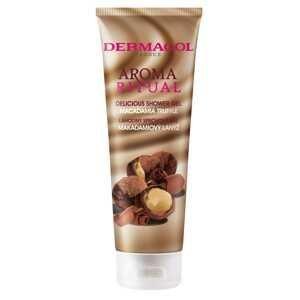 Dermacol Aroma Ritual sprchovací gél Makadamiový lanýž 250 ml