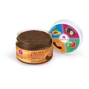 Dermacol Aroma Ritual peeling Belgická čokoláda 200 g