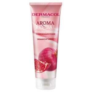 Dermacol Aroma Ritual revitalizačný sprchovací gél Granátové jablko 1×250 ml, vôňa granátového jablka
